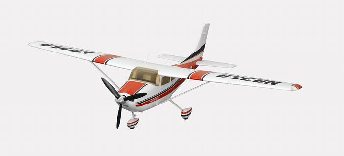 FMS 1400MM Sky Trainer 182