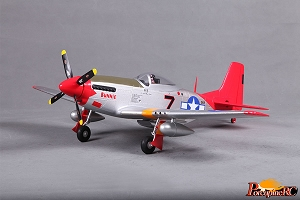 FMS 800MM P-51D (RED)