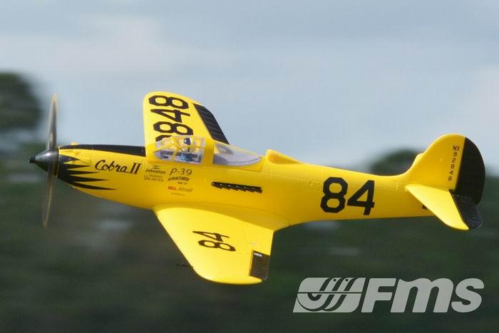 P 39 Air Cobra Racer
