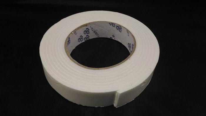 Double Sided Foam Tape 25mm X 270cm