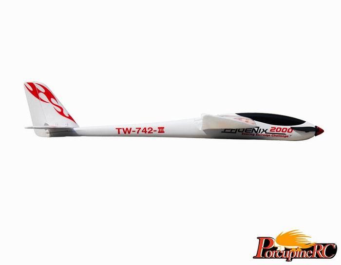 Volantex 2000mm Phoenix 2000 Glider Rc Plane