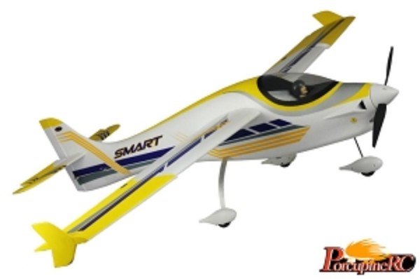 Dynam 1500mm Smart Trainer RC Plane PNP