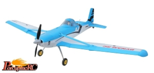 Dynam 1500mm Cessna 188 RC Plane PNP (Blue)