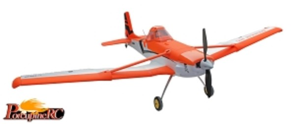 Dynam 1500mm Cessna 188 RC Plane PNP (Orange)