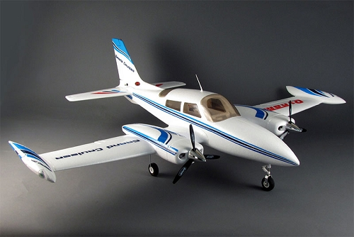 Dynam 1280mm Cessna 310 Grand Cruiser RC Plane PNP No Radio