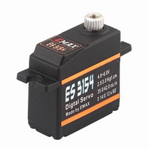 Emax ES3154 19g Metal Gear DIgital Servo