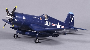 FMS 800mm F4U Corsair V2 Warbird RC Plane PNP No Radio