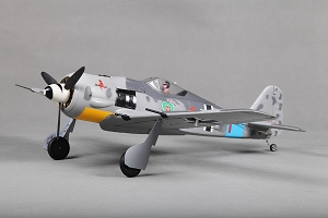 FMS 800mm FW190A Warbird RC Plane PNP No Radio