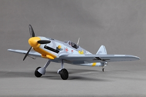 FMS 800mm BF109 V2 Warbird RC Plane KIT(with out any electrics)