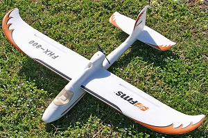 FMS 1280mm Easy Trainer RC Plane PNP No Radio