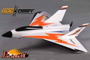 FMS Swift Delta Wing High Speed RC Plane PNP No Radio