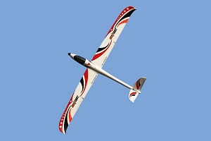 FMS 2200mm V-Tail Glider RC Plane PNP No Radio
