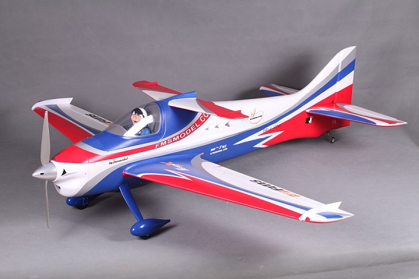FMS 1400mm F3A Olympics 3D Aerobatic RC Plane PNP No Radio