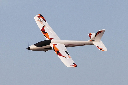 FMS 800mm FOX RC Glider Plane PNP No Radio(DISCONTINUED)