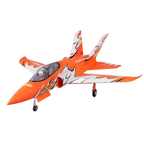 FMS 90mm Super Scorpion EDF RC JET Plane PNP No Radio