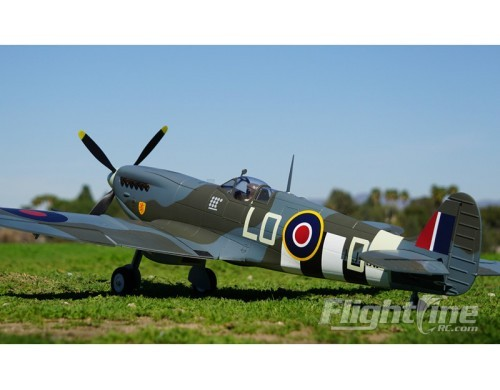 Freewing 1200MM FlightLine Spitfire Mk.IX RC Plane PNP