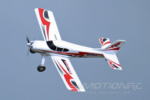 FreeWing 1400mm Pandora 4-in-1 Wing Type RC Plane Red PNP No Radio