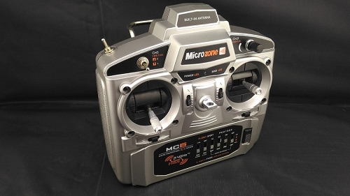 Microzone MC6 6CH Digital Trim Radio System (Receiver Included)
