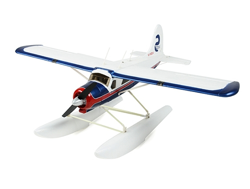Nicesky Dehavilland DHC-2 Beaver 680MM RC Plane (w/Float set)