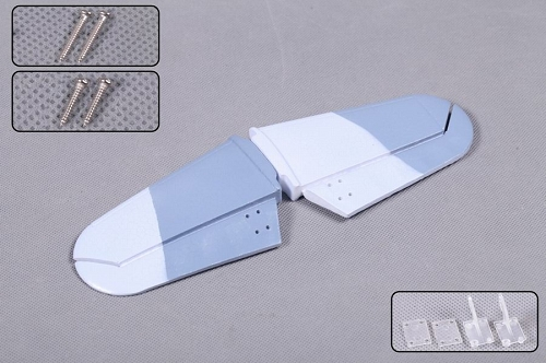 FMS 800MM BF109 PF103 Horizontal Stabilizer