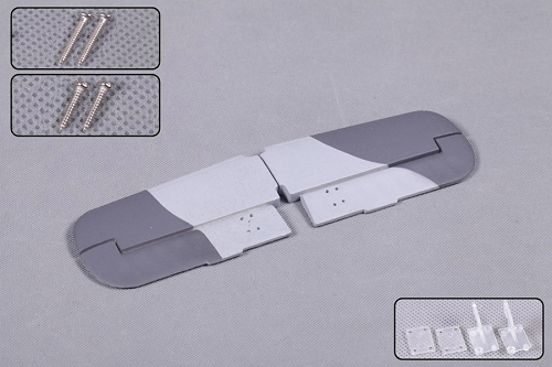 FMS 800mm FW190 PD103 Horizontal Stabilizer