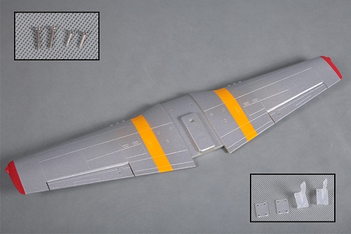 FMS 800MM P51D SC102-RT Main wing set