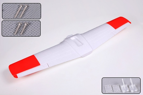 FMS 800MM T28 PA102-RED Main wing Set