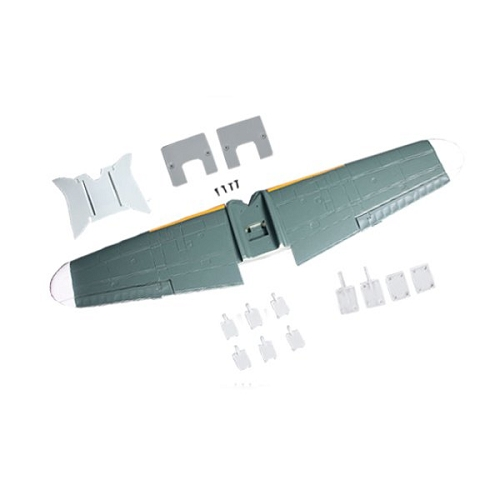 FMS 1100MM ZERO SPJ102 Main Wing Set