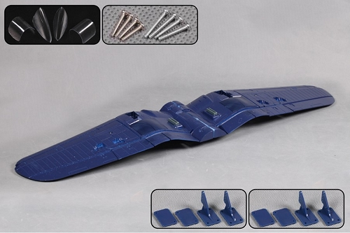 FMS 1400mm F4U-4 SV102-BLU Main wing