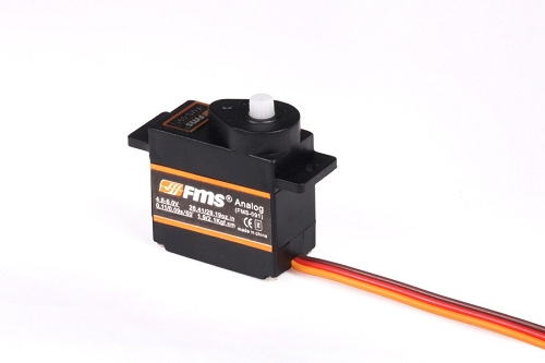FMS 9g Servo 54 Degree
