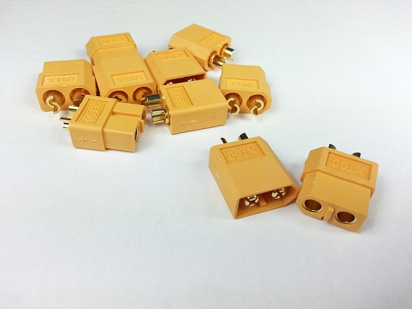 XT60 Connector (5 pairs/set)