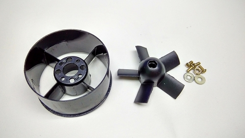 Powerzone 50mm 5 Blade EDF No Motor