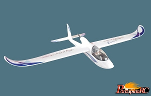 Powerzone 1500mm Sky Surfer Glider RC Plane KIT No Electronics