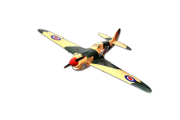 Sky Angel 700mm P-40 RC Plane PNP No Radio