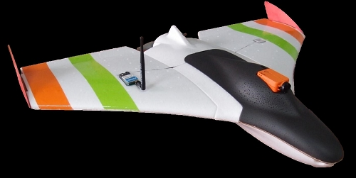 SkyWalker 950mm X-2 X2 Mini FPV Flying Wing Kit