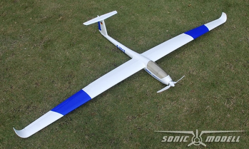 SONIC LS-8-18 2000mm RC Glider Plane PNP No Radio