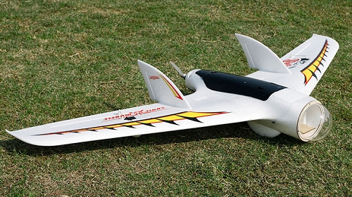 1200mm Mako FPV RC Flying Wing PNP No Radio