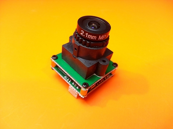 1/3 Sony 4140+763 700TVL MINI CCD Video Camera
