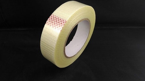 Chequered Fiber Tape (3cm x 50m)