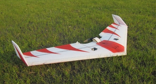 EPP Wing 800mm Blade RC Flying Wing KIT No Electronics