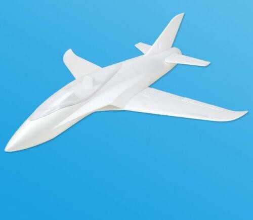 HSD 90MM EDF Spirit KIT RC JET Plane KIT