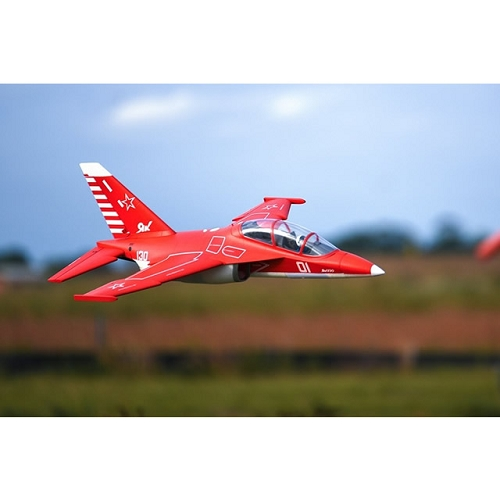 FMS Yak 130 V2 70mm EDF RC Plane PNP No Radio