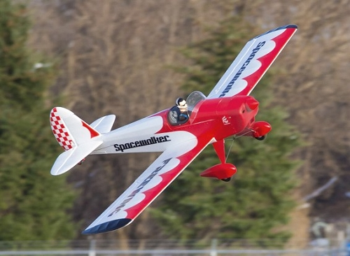 Freewing 1120mm Spacewalker RC Plane PNP No Radio