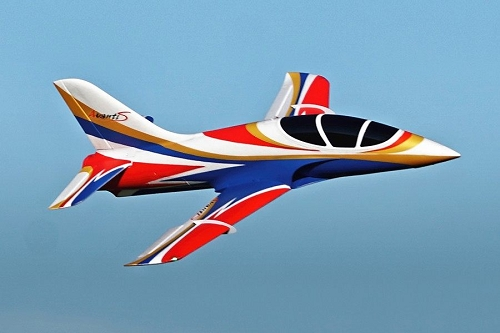 FMS 900mm Avanti 70mm EDF RC Jet Plane V3 PNP with REFLEX No Radio