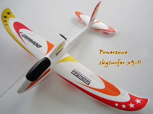 Powerzone 1400mm Sky Surfer X9-II RC Plane PNP