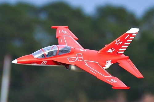 FMS 880mm Yak-130 70mm EDF RC Jet Plane with reflex PNP No Radio