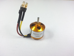 A2212-1400KV Brushless Motor