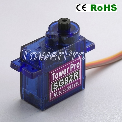 TowerPro 9g digital servo SG92R