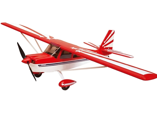Volantex 1400MM Super Decathlon Giant Scale Aerobatic Trainer RC Plane PNP No Radio