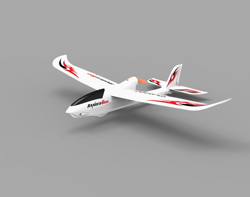 Volantex Ranger 600 Brushed RTF(Gyro) RC Plane No Battery
